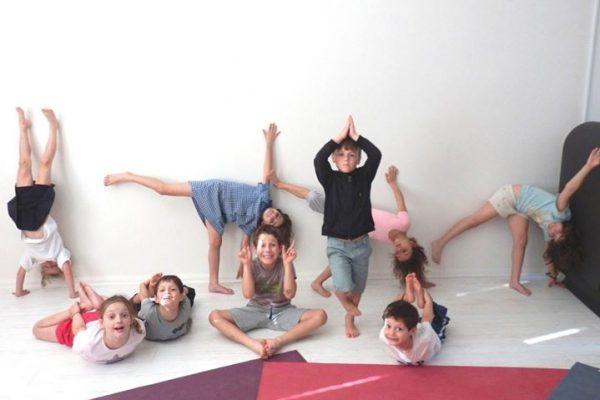joga dla dzieci po angielsku